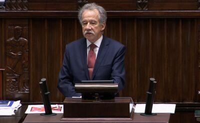 Wojciech Hermeliński, przewodniczący Państwowej Komisji Wyborczej o propozycji PiS zmiany ordynacji