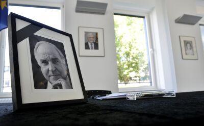 Pożegnanie Helmuta Kohla