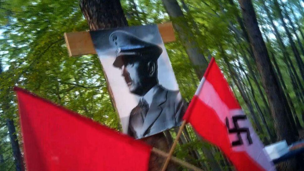 """Kolejne osoby zatrzymane w sprawie """"obchodów"""" 128. rocznicy urodzin Hitlera"""