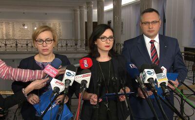 Nowoczesna złoży w Sejmie dwa projekty ws. liberalizacji prawa aborcyjnego