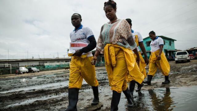 """""""Wszystkie znane łańcuchy zakażeń ebolą  w Afryce Zachodniej zostały zahamowane"""""""