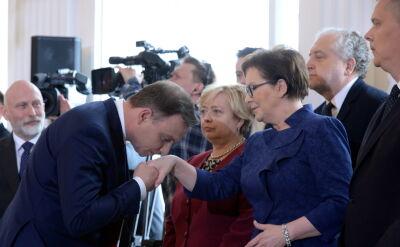 Apel Andrzeja Dudy do rządu