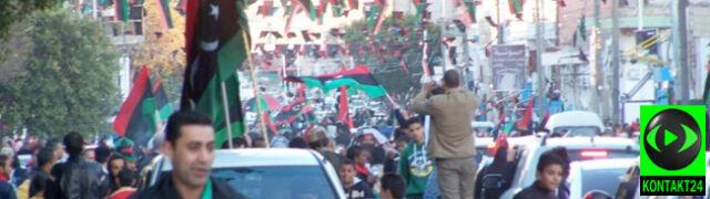 """""""Rok temu tutaj wszystko się zaczęło"""". Trypolis świętuje"""