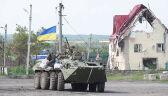 """Ukraińcy odbili Siewierodonieck. """"Znaleźli ciała rozstrzelanych, uwolnili zakładników"""""""
