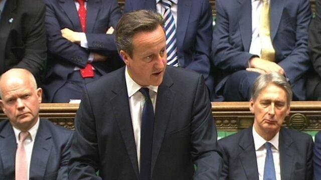 Cameron: w Wielkiej Brytanii sprzedaż Mistrali Rosjanom byłaby nie do pomyślenia