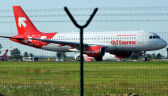 Z lotniska w Gdańsku odleciał rano tylko jeden samolot OTL Express
