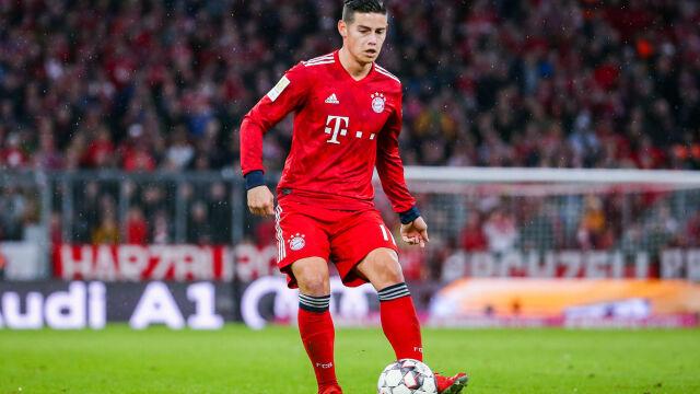 James Rodriguez nie chce grać w Bayernie. Klub nie wykupi go z Realu
