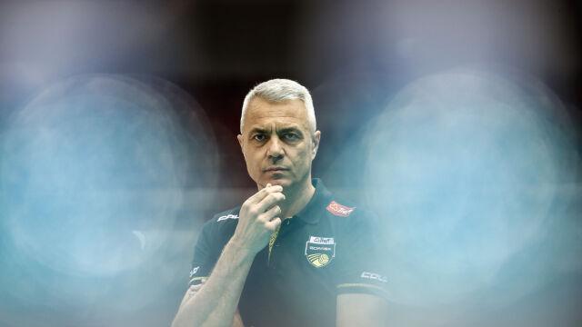 Anastasi oficjalnie trenerem ONICO. Jego miejsce w Gdańsku zajął były reprezentant Polski