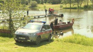 Strażacy odnaleźli ciało 17-latka na kąpielisku