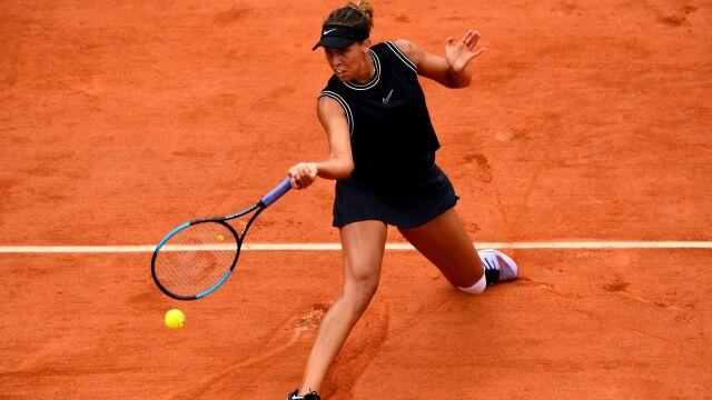 Madison Keys i Ashleigh Barty powalczą o półfinał w Paryżu