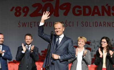"""""""Polacy to jest wielki dumny europejski naród, nawet jeżeli nie zawsze mamy szczęście do władzy"""""""