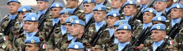Żołnierze ONZ wykorzystywali głodujące dzieci. Ujawnił raport, został zawieszony