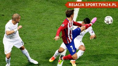 Atletico w słupek, Ronaldo daje Realowi jedenasty Puchar Europy
