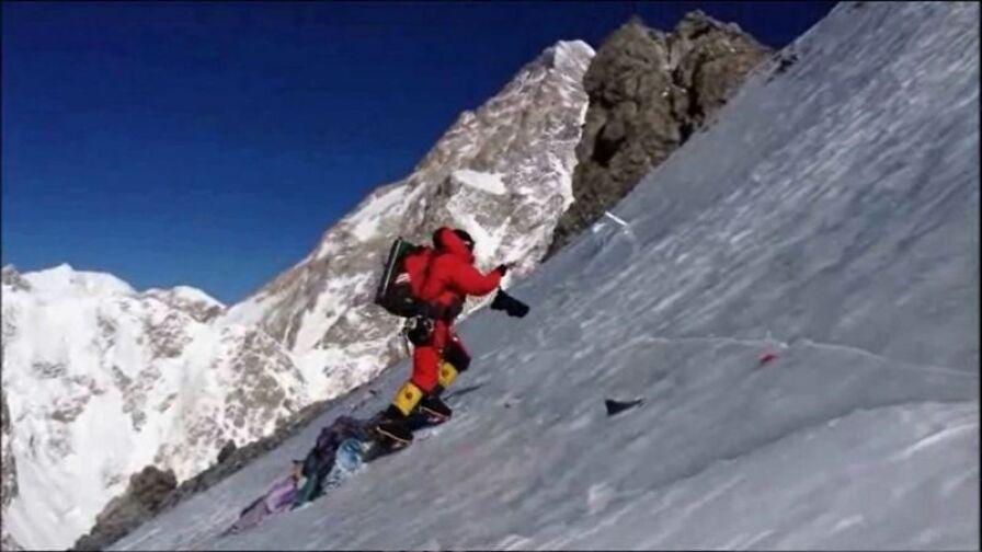 Polscy himalaiści tuż przed atakiem na szczyt Broad Peak!