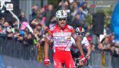 Masnada wygrał 6. etap Giro d'Italia, Roglić stracił koszulkę lidera