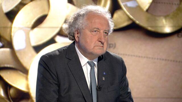 """Andrzej Rzepliński w """"Faktach po Faktach"""""""