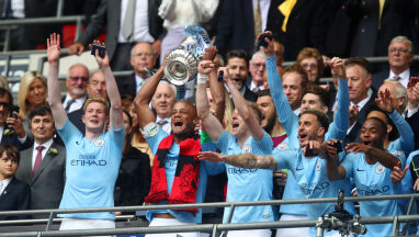Manchester City w potrójnej koronie. Egzekucja w finale na Wembley