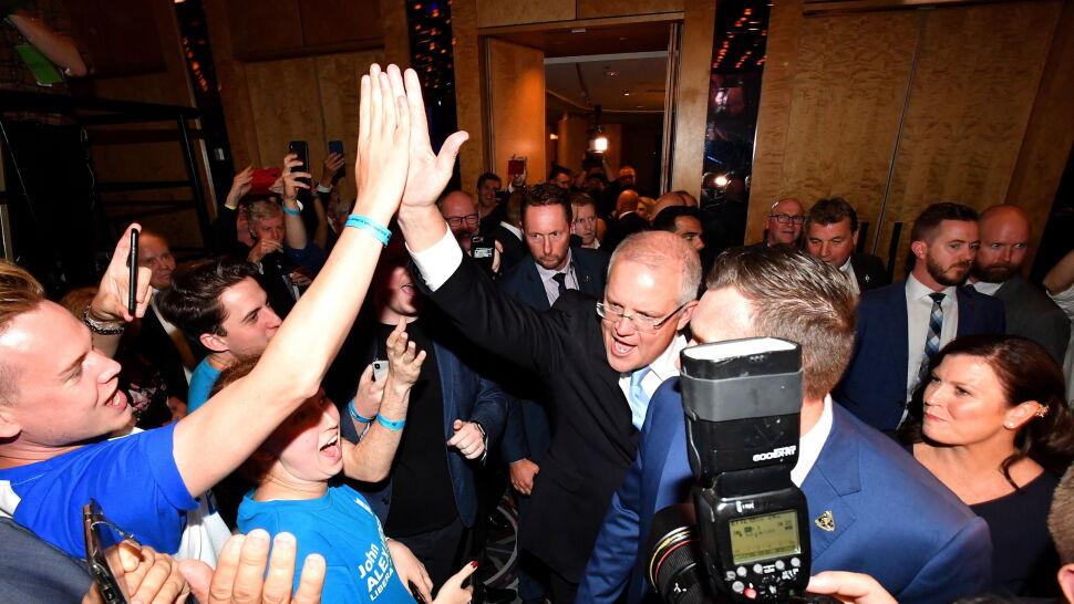 """Niespodziewany wynik wyborów w Australii. """"Zawsze wierzyłem w cuda"""""""