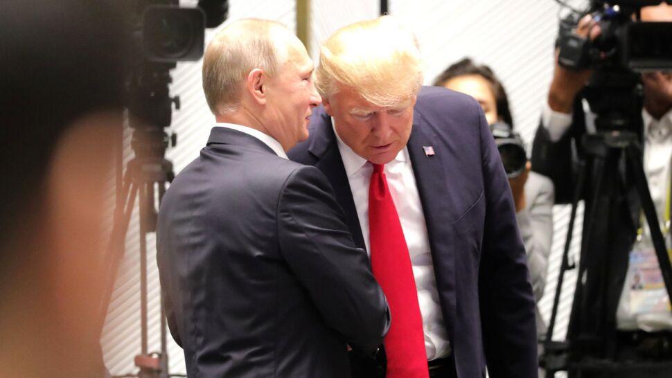 Fiński dziennik o kolejnym szczycie Trump-Putin. Kreml dementuje
