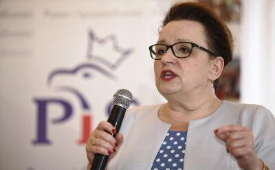 A. Zalewska - kandydatka w plebiscycie Mistrz Riposty 2019