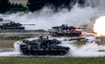 Trump: Niemcy zakładnikiem Rosji. Relacja korespondenta TVN24 BiS