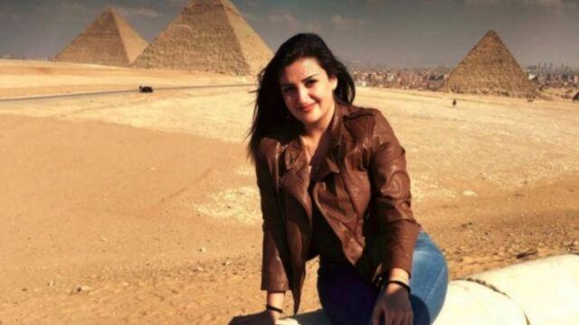 urystka z Libanu ponarzekała na pobyt w Egipcie i chyba mocno pożałowała