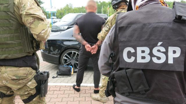 Dziobak i Kulturysta zatrzymani. Prokuratura: odpowiadają za wojnę gangów