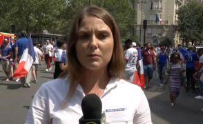 Paryż czeka na puchar. Relacja korespondentki TVN24