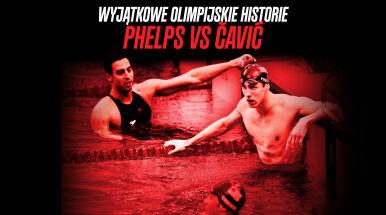 Wyjątkowe olimpijskie historie. Michael Phelps - pocisk ze skrzydłami motyla