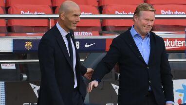 Zidane i Koeman wyjątkowo zgodni.