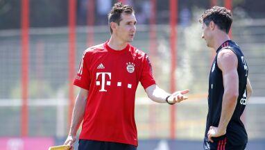 Klose odchodzi z Bayernu.