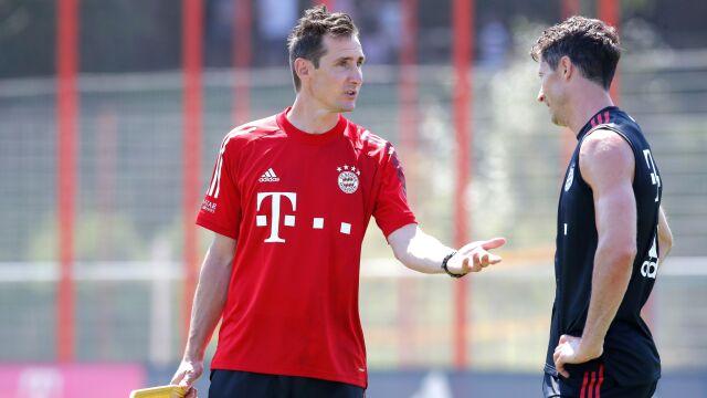 """Klose odchodzi z Bayernu. """"To ja decyduję o tym, co się ze mną stanie"""""""