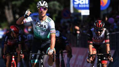 Sagan najlepszy ze sprinterów. Praca Bory-Hansgrohe nagrodzona