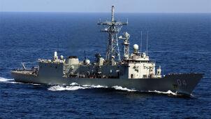 Używane australijskie fregaty dla marynarki?