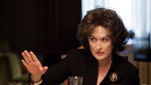 Meryl Streep na srebrnym ekranie