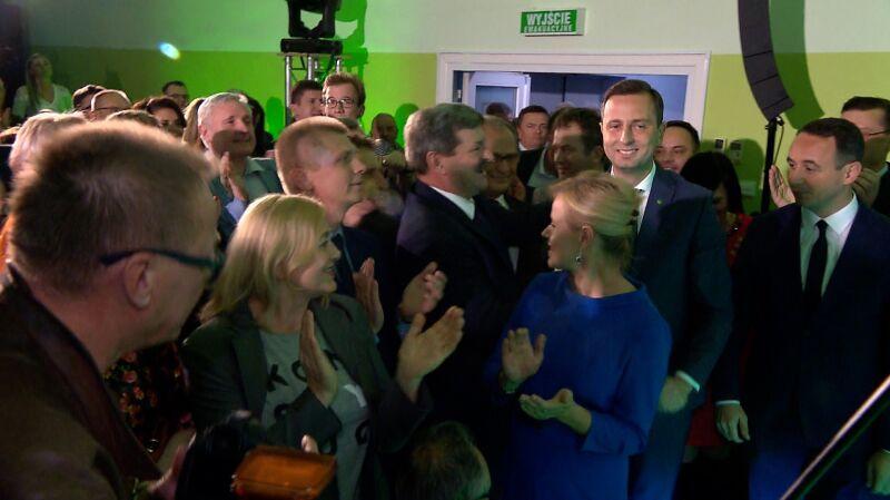 Koalicja PiS-PSL w sejmikach?