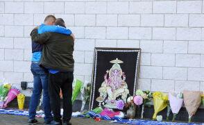 Kondolencje po katastrofie śmigłowca w Leicester