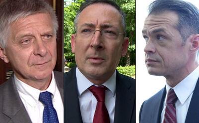 """""""Sienkiewicz załatwia polityczny deal z Belką"""""""