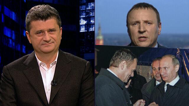 """Janusz Palikot i Jacek Kurski w """"Kropce nad i"""""""