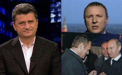 """""""Gołym okiem widać, że Putin nie jest zaskoczony tym, co się stało w Smoleńsku"""""""