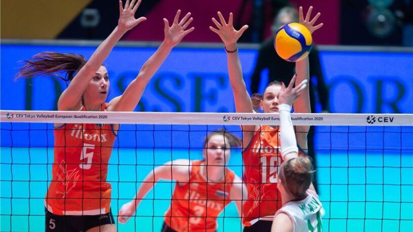 Turniej kwalifikacyjny do Tokio. Holenderki w półfinale już przed meczem z Polkami