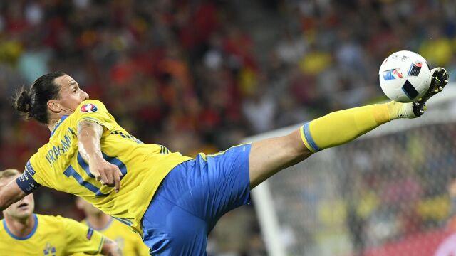 Ibrahimović może zagrać z Polską na Euro 2020