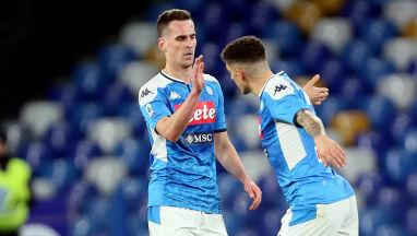Gol Milika to za mało. Inter wykorzystał błędy Napoli