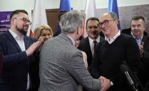 Czarzasty o rekomendacji Biedronia na kandydata na prezydenta