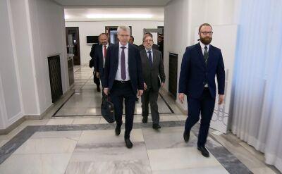 Przedstawiciele Komisji Weneckiej spotkali się z marszałkiem Senatu
