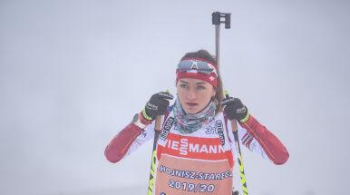 Polskie biathlonistki błysnęły formą w Oberhofie.