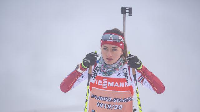 """Polskie biathlonistki błysnęły formą w Oberhofie. """"Trochę jestem zaskoczona"""""""