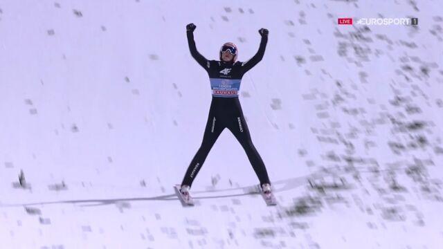 Kubacki wygrał Turniej Czterech Skoczni!