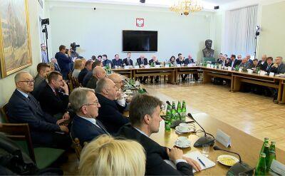 Politycy PiS nie przyszli na posiedzenie w sprawie sądownictwa