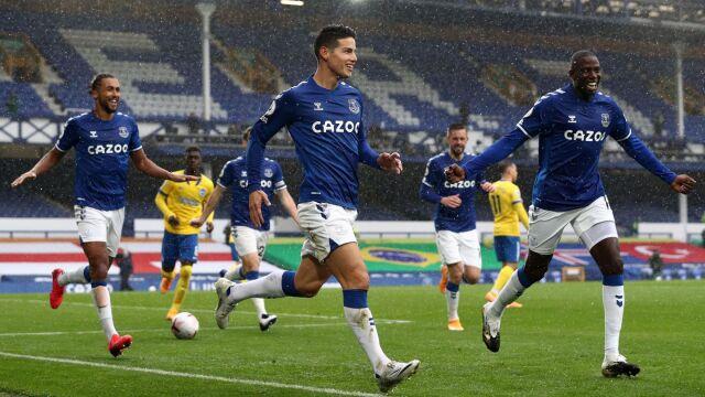 Niesamowity Everton. Najlepszy start od 1894 roku